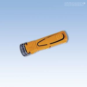 Safety-Lanzette Extra 21G, orange