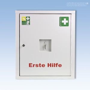 Verbandschrank EUROSAFE Industrie Norm weiß