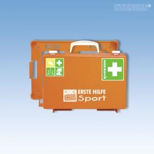 Erste-Hilfe-SCHULSPORT SN-CD Stationär orange