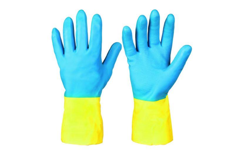 Schutzhandschuhe Montagehandschuhe Latex Polychloropren HandschuhE Gr XL