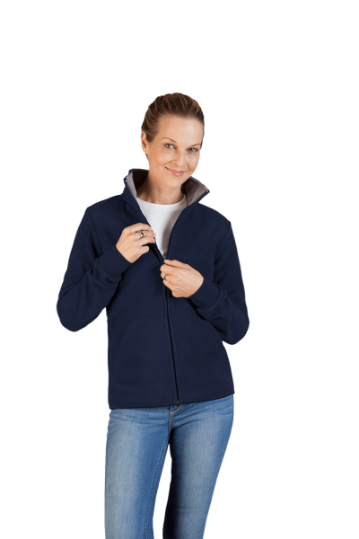 promodoro Womens Double Fleece Jacket