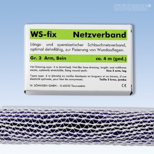 WS-fix Netzverband 4 Meter Gr. 3 Arm, Bein