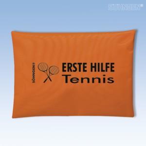 Erste Hilfe Tennis orange