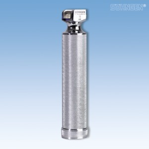 Laryngoskop-Batteriegriff Metall