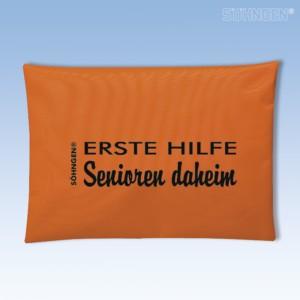 Erste Hilfe Senioren daheim orange