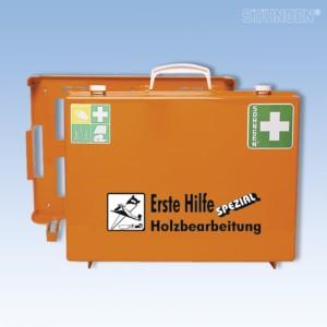 Erste-Hilfe SPEZIAL MT-CD Holzbearbeitung