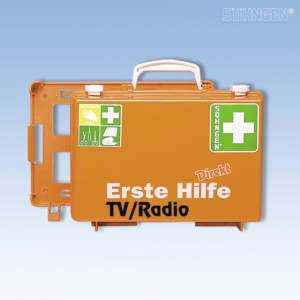 Erste Hilfe DIREKT TV/Radio
