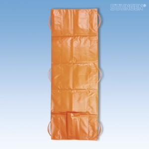 Rettungstuch SO m. Fußtasche Planengwebe-hochfest