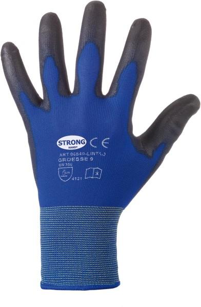 STRONGHAND Lintao ultraleichter Nylon-Feinstrick Handschuh mit PU-Beschichtung
