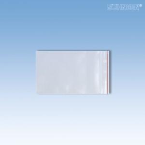 PE-Druckverschlussbeutel 80 x 120 mmx0,05 mm