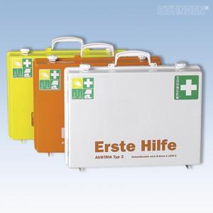 Erste Hilfe-Koffer MT-CD weiss Füllung Ö Norm Z 1020-2