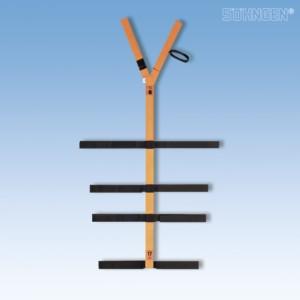 Gurtsystem für Spine Board