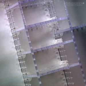 RASTFLEX Trennsteg 365 x 100 mm