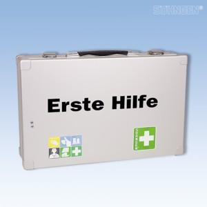 First Responder Sanitätskoffer Helfer vor Ort