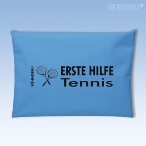 Erste Hilfe Tennis blau