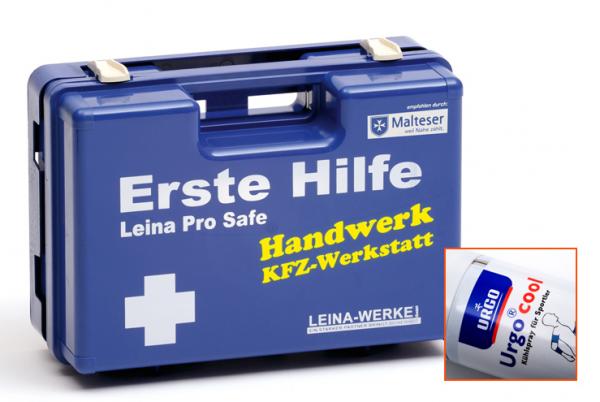 Erste-Hilfe-Koffer Leina Pro Safe - Handwerk: KFZ-Werkstatt