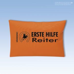 Erste Hilfe Reiter orange