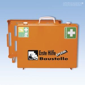 Erste-Hilfe SPEZIAL MT-CD Baustelle