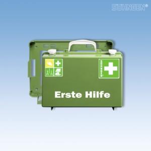 Erste Hilfe-Koffer SN-CD leer grün