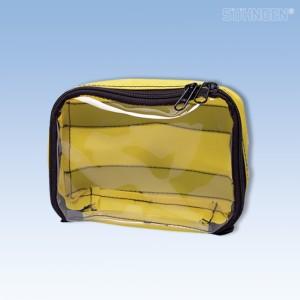 Modultaschen für Rucksäcke klein 16x12x5 cm gelb