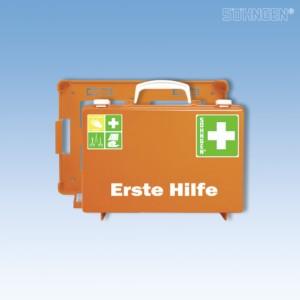 Erste Hilfe-Koffer SN-CD Norm orange