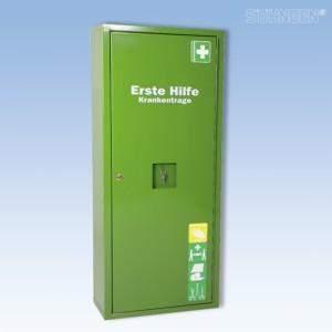 ANBAUSAFE Erste-Hilfe-Trage leer grün