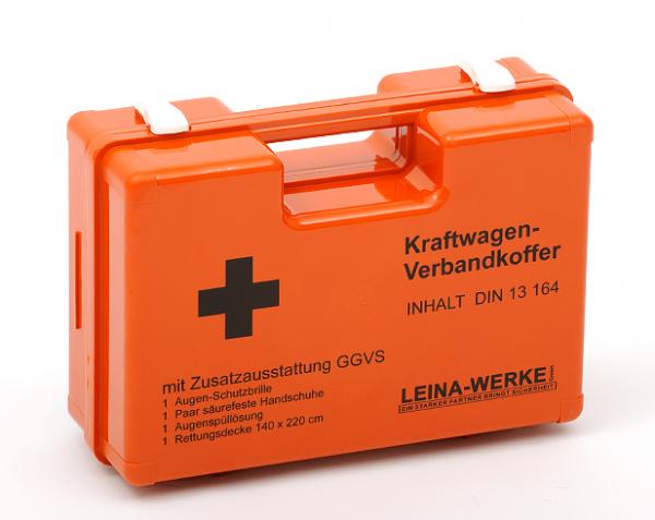 GGVS-Gefahrgutkoffer DIN 13164