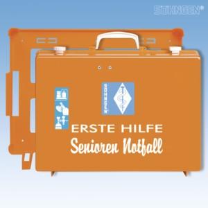 Erste-Hilfe Senioren Notfall MT-CD orange gefüllt