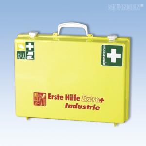 EH-Koffer EXTRA + MT-CD gelb Ö Norm Z1020-2plus Erweiterung