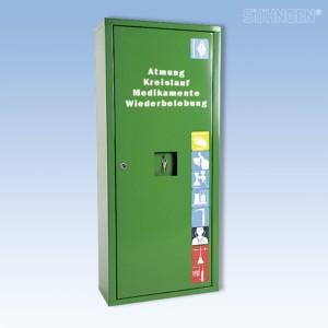 ANBAUSAFE Notfallmedizin gefüllt grün