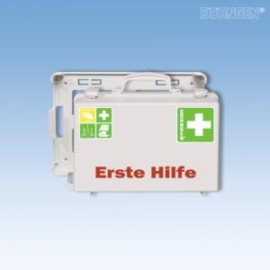 Erste Hilfe-Koffer SN-CD Norm weiß