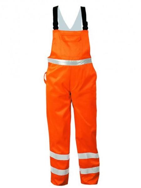 Kurt Safestyle Warnschutz Mg-Latzhose orange