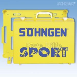 Sportkoffer MultiSPORT MT-CD gelb