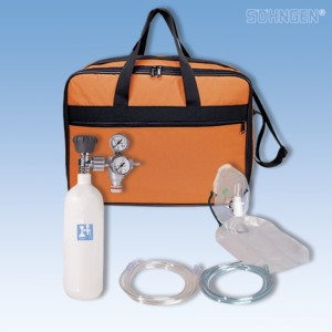 Sauerstoff-Gerät regulierbar 1,0 Liter