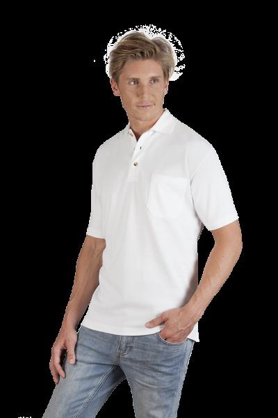 promodoro Mens Heavy Polo Pocket