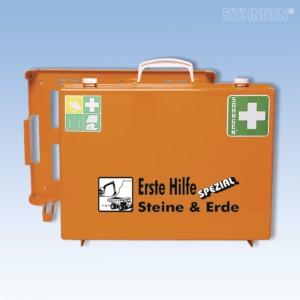 Erste-Hilfe SPEZIAL MT-CD Steine & Erde