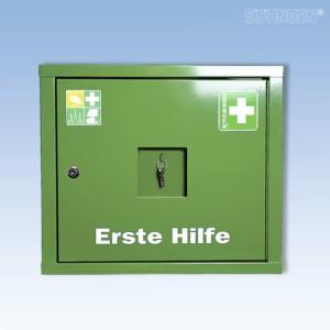 Verbandschrank JUNIORSAFE Norm Plus grün
