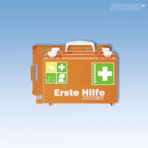 Erste Hilfe-Koffer QUICK - CD JOKER leer orange