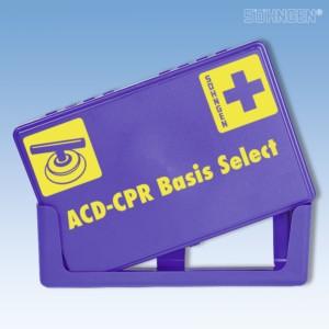 SÖHNGEN ACD-CPR Basis Select Rettungsbox mit Wandhalter