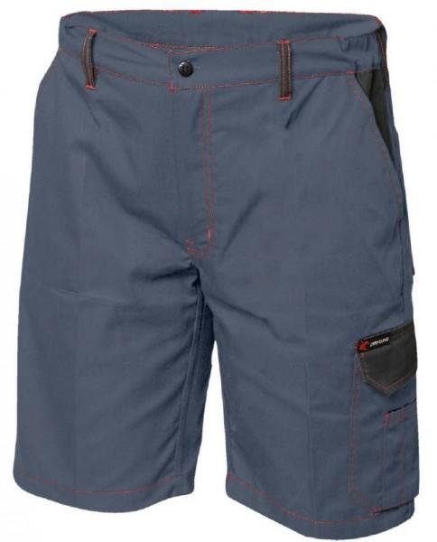 CRAFTLAND Ostende Twill Shorts grau/schwarz