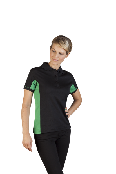 promodoro Womens Function Contrast Polo