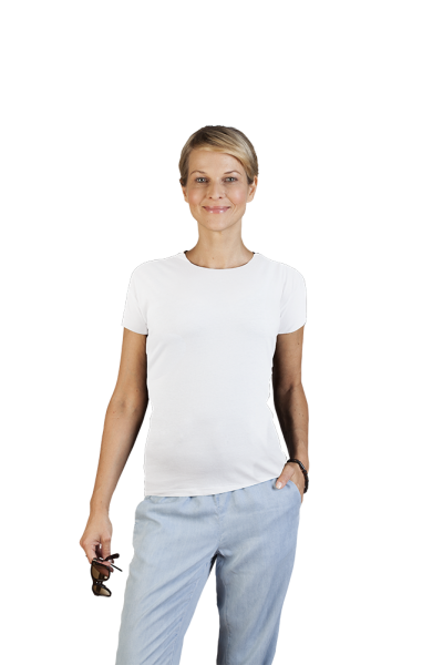 promodoro Womens Slim Fit-T