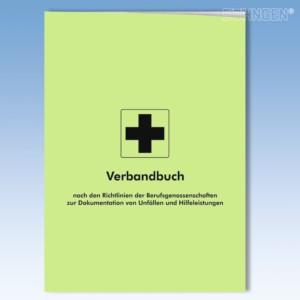 Verbandbuch DIN A4