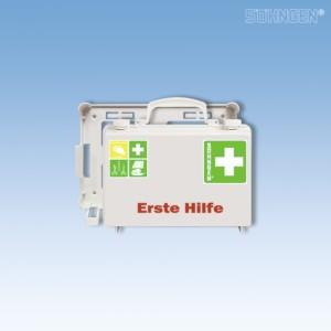 Erste Hilfe-Koffer QUICK-CD leer weiß