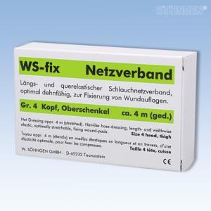WS-fix Netzverband 4 Meter Gr. 4 Kopf, Oberschenkel