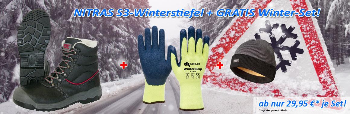 Winter S3 Arbeitsschuhe günstig kaufen