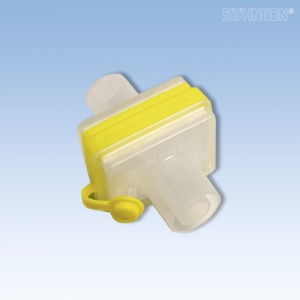Bakterienfilter hydrophob für Beatmungsbeutel-/ Geräte