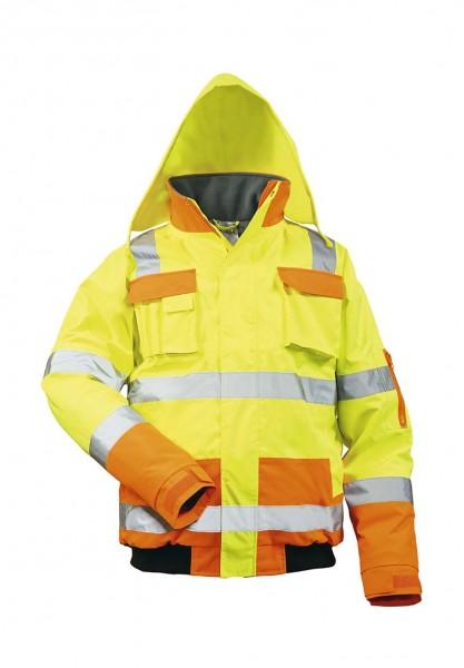 Safestyle 23554 MATS WARNSCHUTZ PILOTJACKE GELB/ORANGE