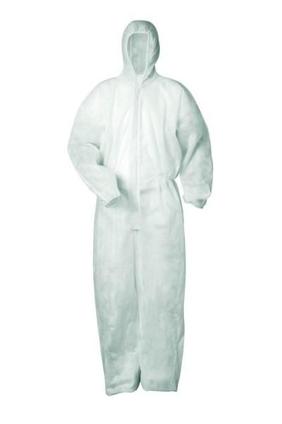Lichterfelde PP-Overall, weiß