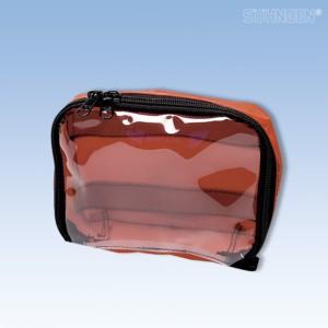 Modultaschen für Rucksäcke klein 16x12x5 cm rot